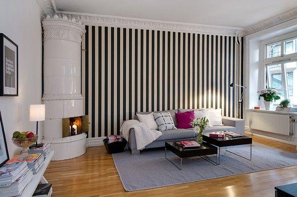 Scandinavian Crib Showcasing an Original and Stylish