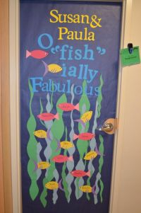 Teacher Appreciation: Door decorations | Teacher ...