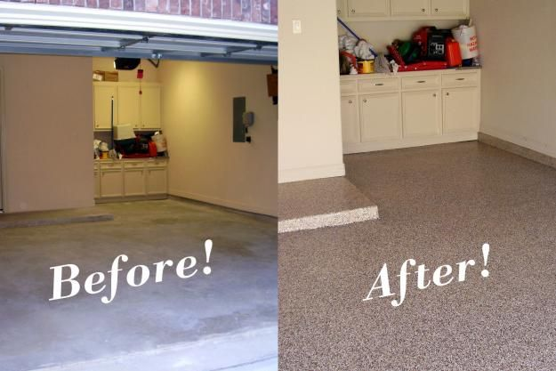 10 Best Images About Garage Floor On Pinterest   Floors, How To
