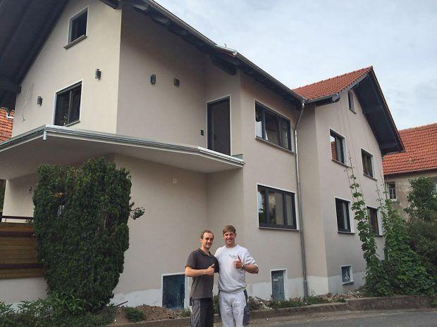 Malerbetrieb Ruschke Fassadenanstrich, Fassade streichen in Fulda - fassade streichen
