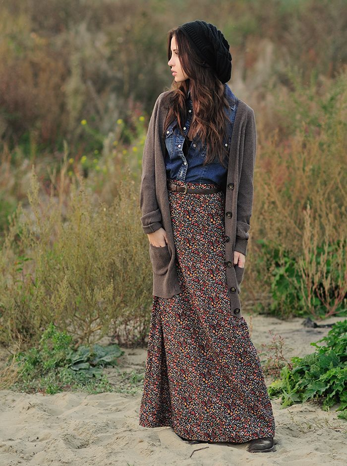 Long Fringe Maxi Skirt How To Do The Boho Chic Look For Fall Fringe Boots