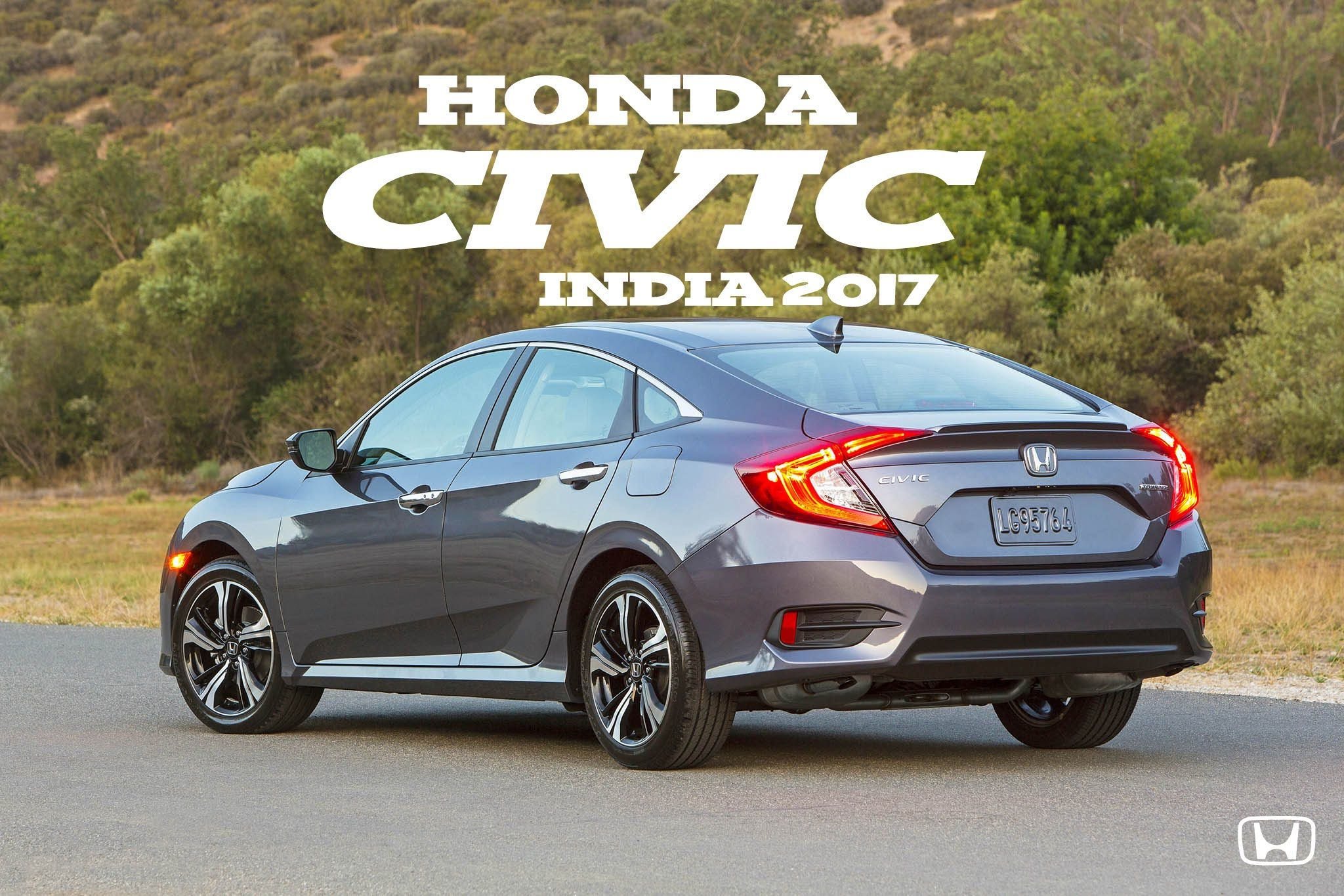 New Civic 2017 The All New Honda Civic 2017 Visit Us Hondacivic