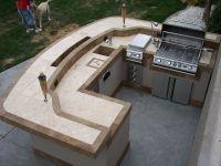 build a bbq island | BBQ Islands | BBQ Island | Pinterest ...