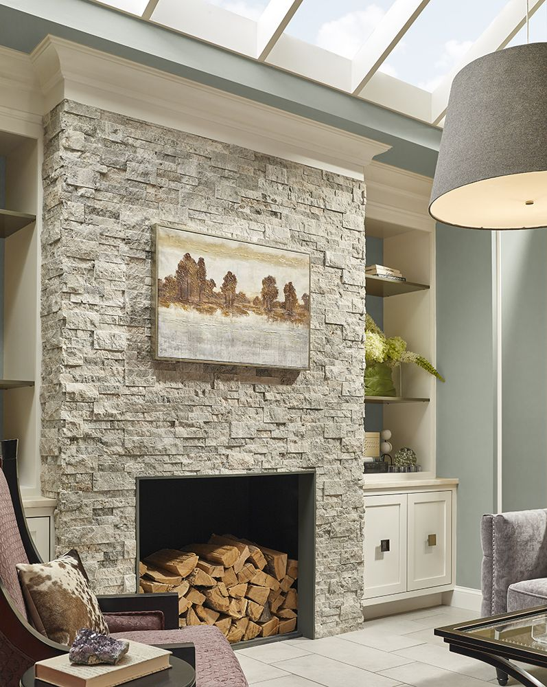 3d Wallpaper Or Wall Panel Or Wall Panels Stacked Stone Layer On The Texture For A High Style Look Stacked