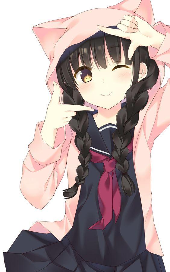Neko Jacket Anime Wallpaper Girl Resultado De Imagen Para Uniform Girl Anime Fanarts