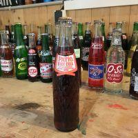 Vintage Patio diet cola soda bottle full | Vintage soda ...