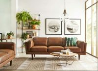 66 Mid Century Modern Living Room Decor Ideas | Modern ...