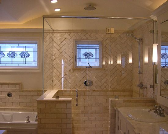 saveemail 17 best images about tile on pinterest eclectic - traditional bathroom ideas