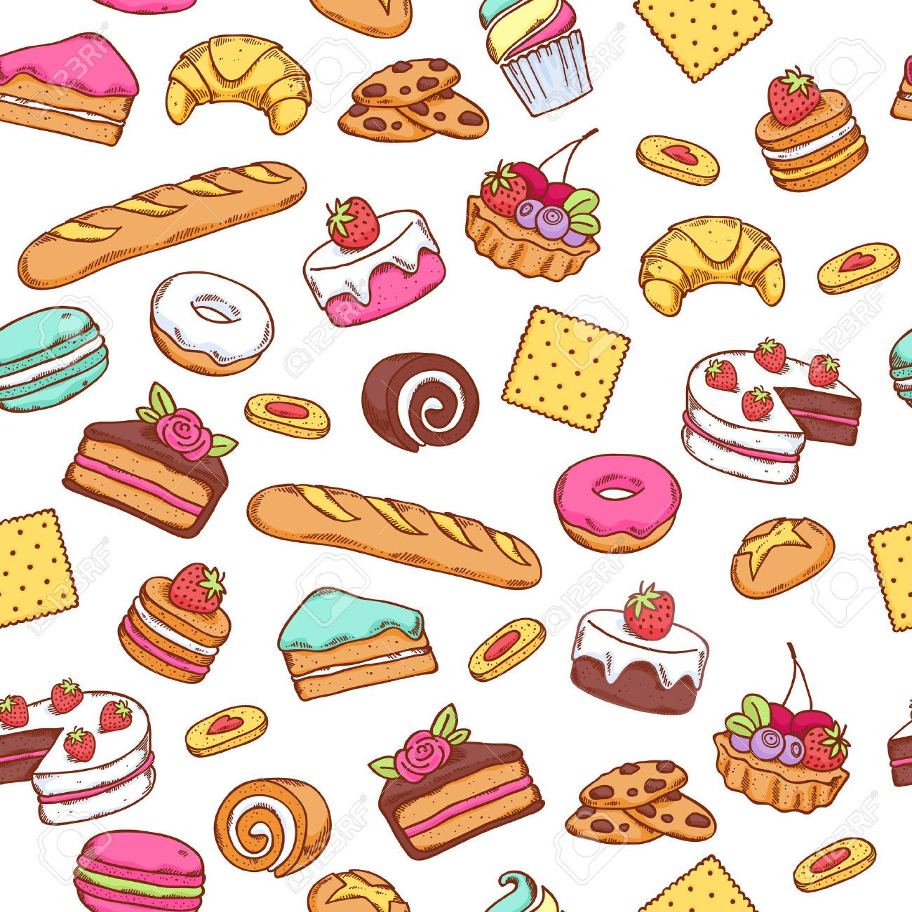 Cute Princess Cartoon Wallpapers Cakes And Cookies Clipart Www Imgkid Com The Image Kid