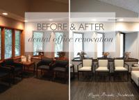 Before & After:: Dental Office Renovation | Dental, Office ...