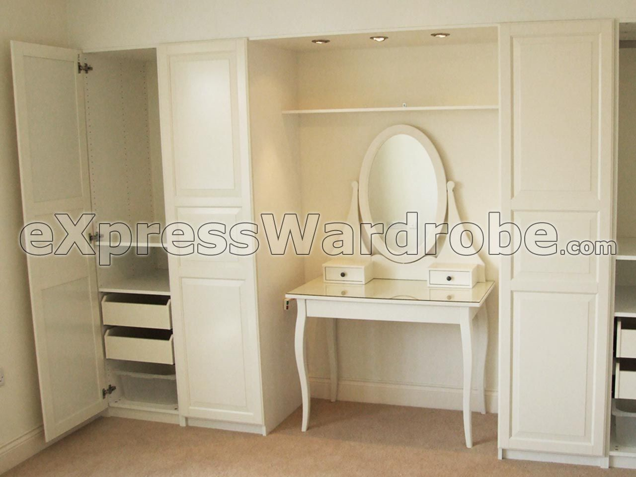 Ikea Dessing Ikea Hemnes Dressing Table With Mirror Closet