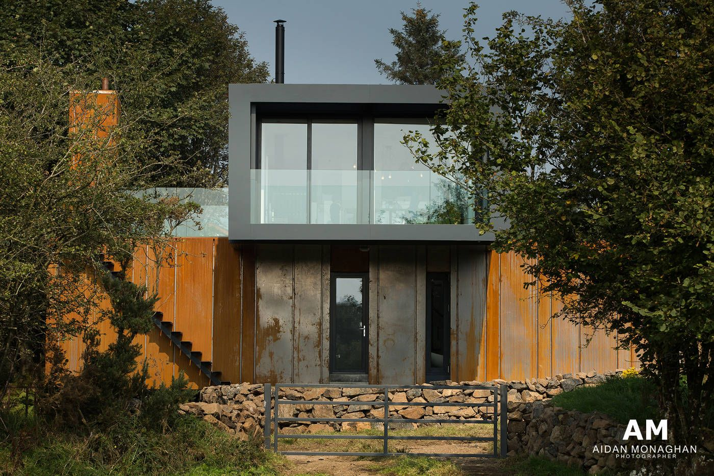 Container Haus Irland Grand Designs Container Home Northern Ireland Patrick