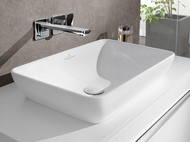 Villeroy \ Boch Venticello Halbeinbau-Aufsatzwaschtisch - badezimmer villeroy boch photo gallery