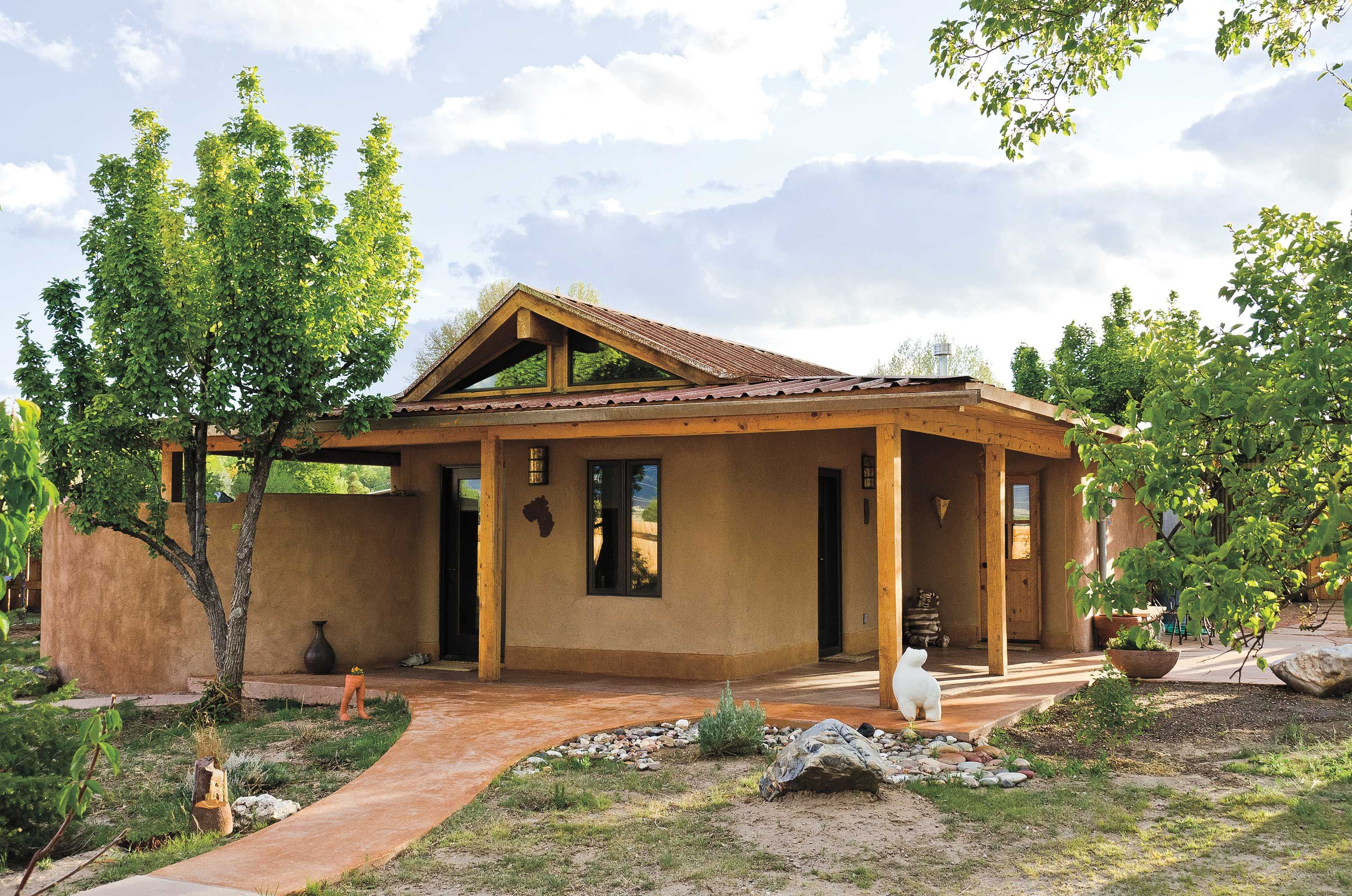 Adobe Home Design Building Earthen Homes Using The Original Diy Material