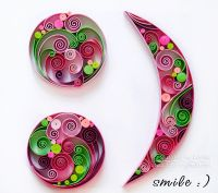 Quilling Paper Quilling Wall Art Smile. by ...