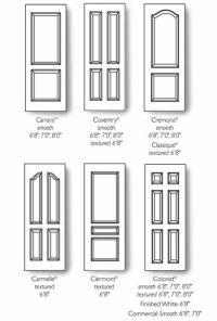 Craftmaster Door Designs Illustration | Doors | Pinterest ...