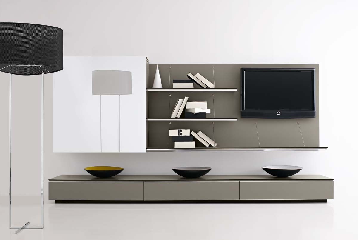 Contemporary Tv Wall Unit Designs Contemporary Tv Wall Units Google Search Basement