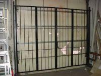 Patio Door Security Gate - Glassessential.com http://www ...