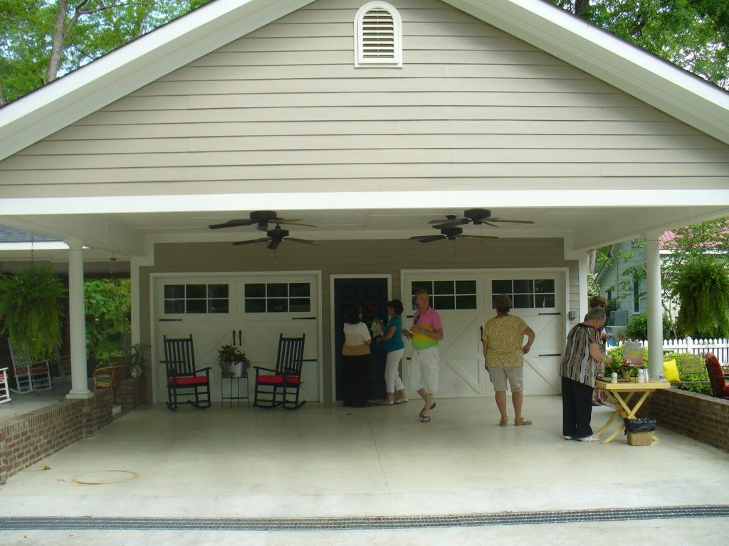 Carport Vor Garage Carport Vor Garage Combined Garage And Carport With Up