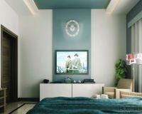 feature wall painting ideas - Google Search | Painting ...