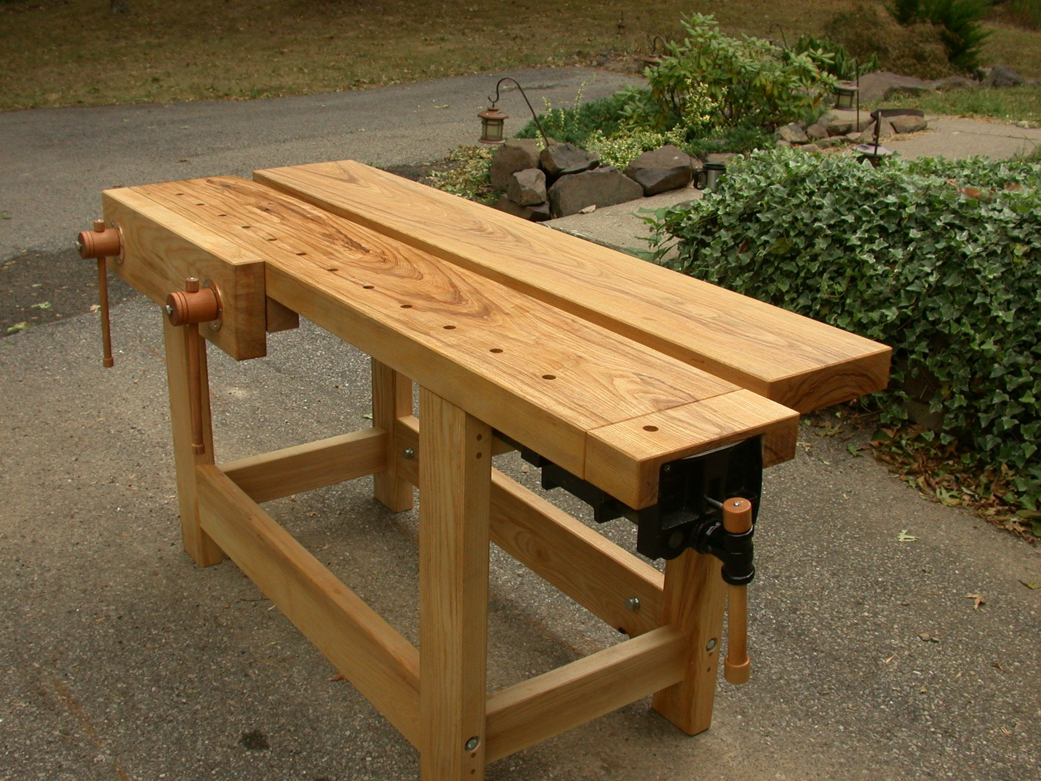Woodworking Tool Bench Holtzapfel Bench From Daed Toolworks Workbench