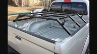 Truck bed rack for roof top tent | Truck accessories ...
