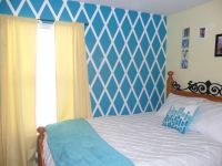 Diamond design painted wall   DIY & Decore!   Pinterest ...