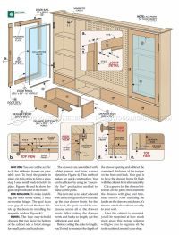 #273 Pegboard Tool Cabinet Plans - Workshop Solutions ...