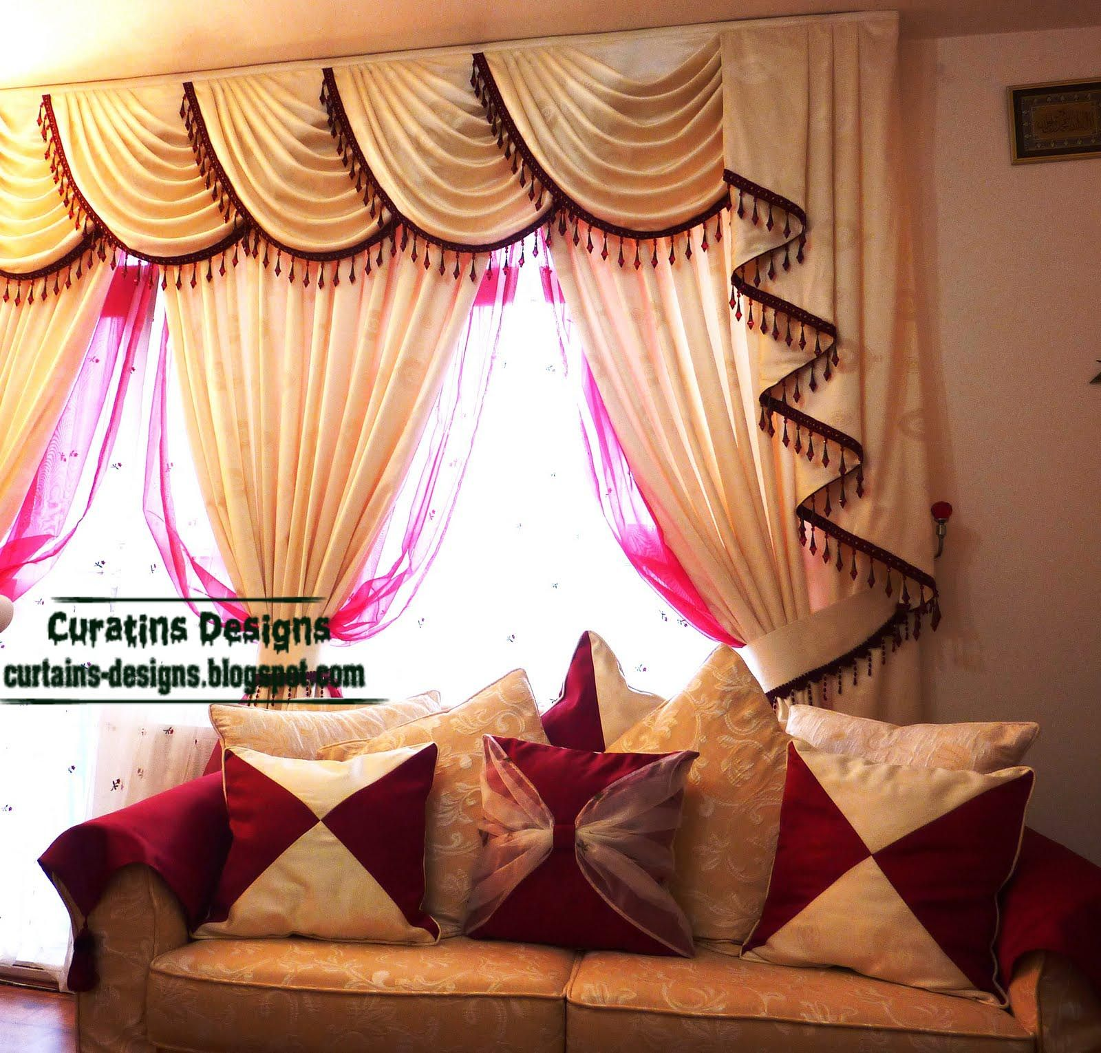 Living room curtains indian drapes curtain design for living room beige