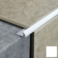 How to Finish Tile Edges and Corners | Tile trim, Kitchen ...