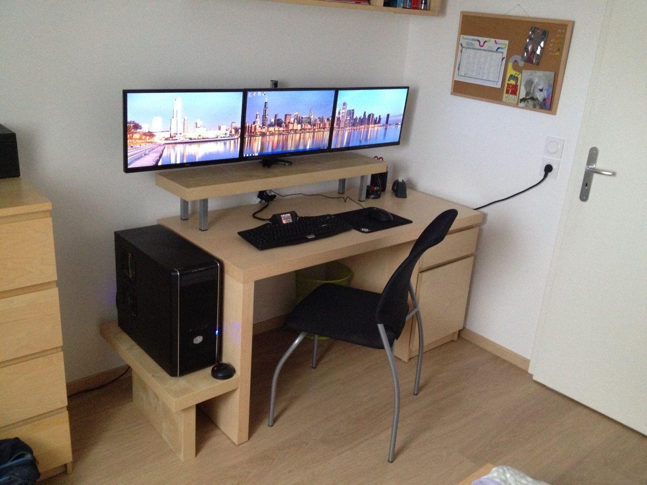 Nouveau table en pin ikea mercadillosandmore