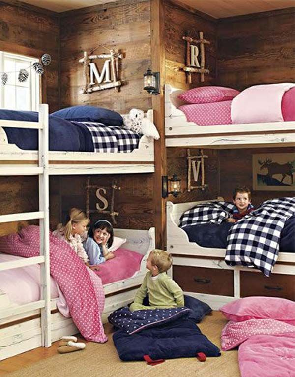 21 Brilliant Ideas for Boy and Girl Shared Bedroom Shared - boy and girl bedroom ideas