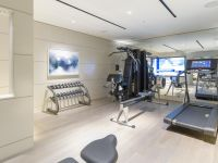 Lower basement gym in Kensington mansion | | GYM ...