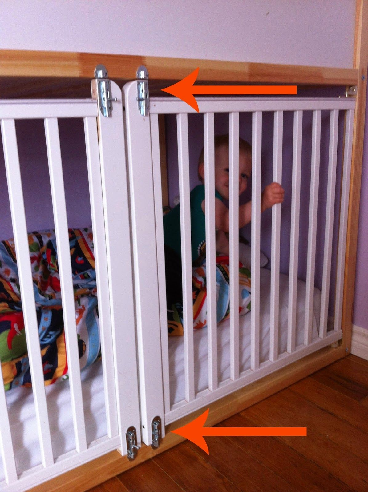 Toddler Bunks Catching Up With Kristina Diy Crib Bed Hack Adventures