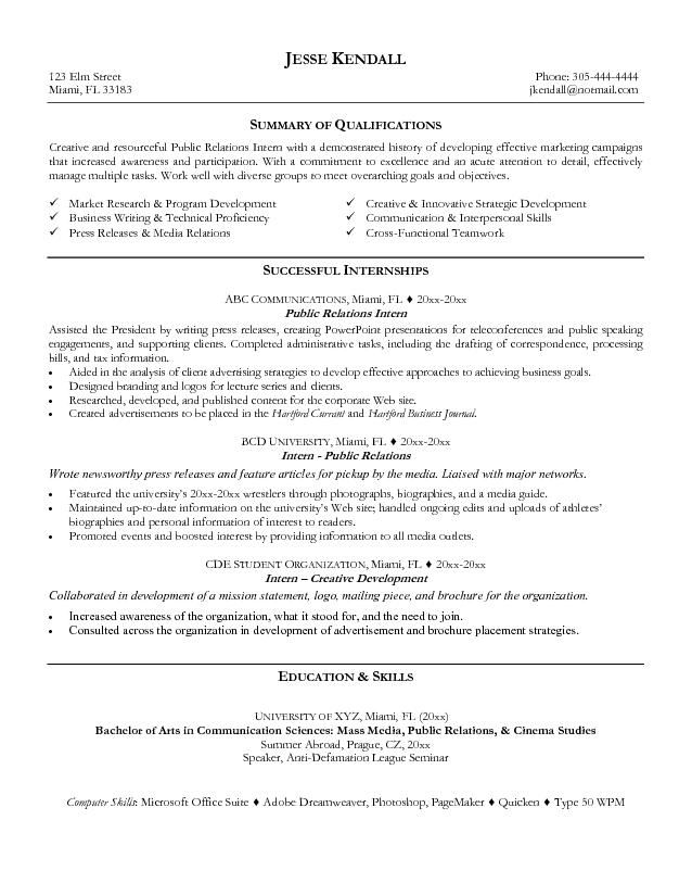 career objective sample graphic designer examples of resumes - examples of resumes for internships