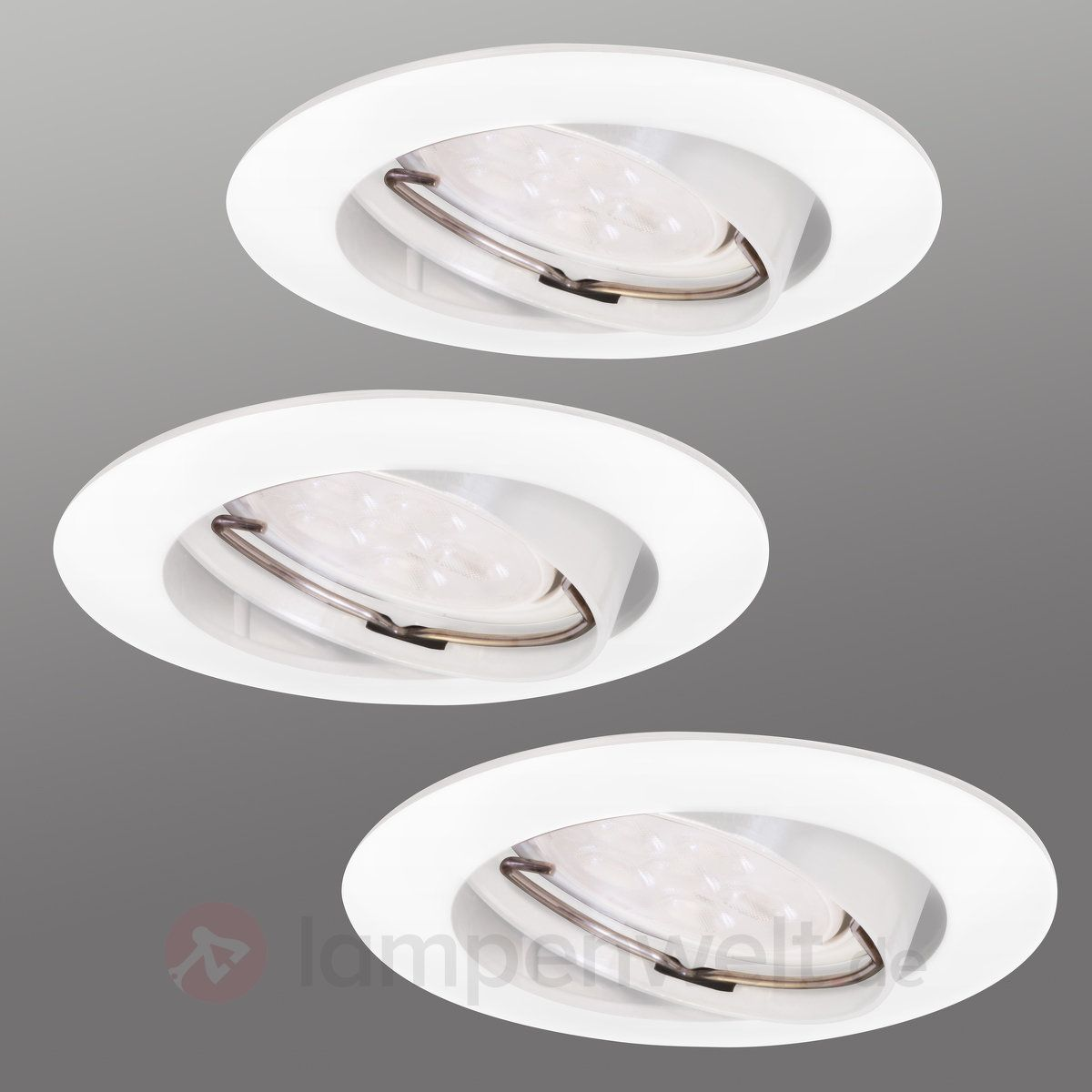 Led Lichtleiste Schwenkbar Led Downlight Dim Schwenkbar 3er Set 8559247x Küche