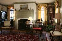 Living room, Jeffersonian colonial, Williamsburg ...