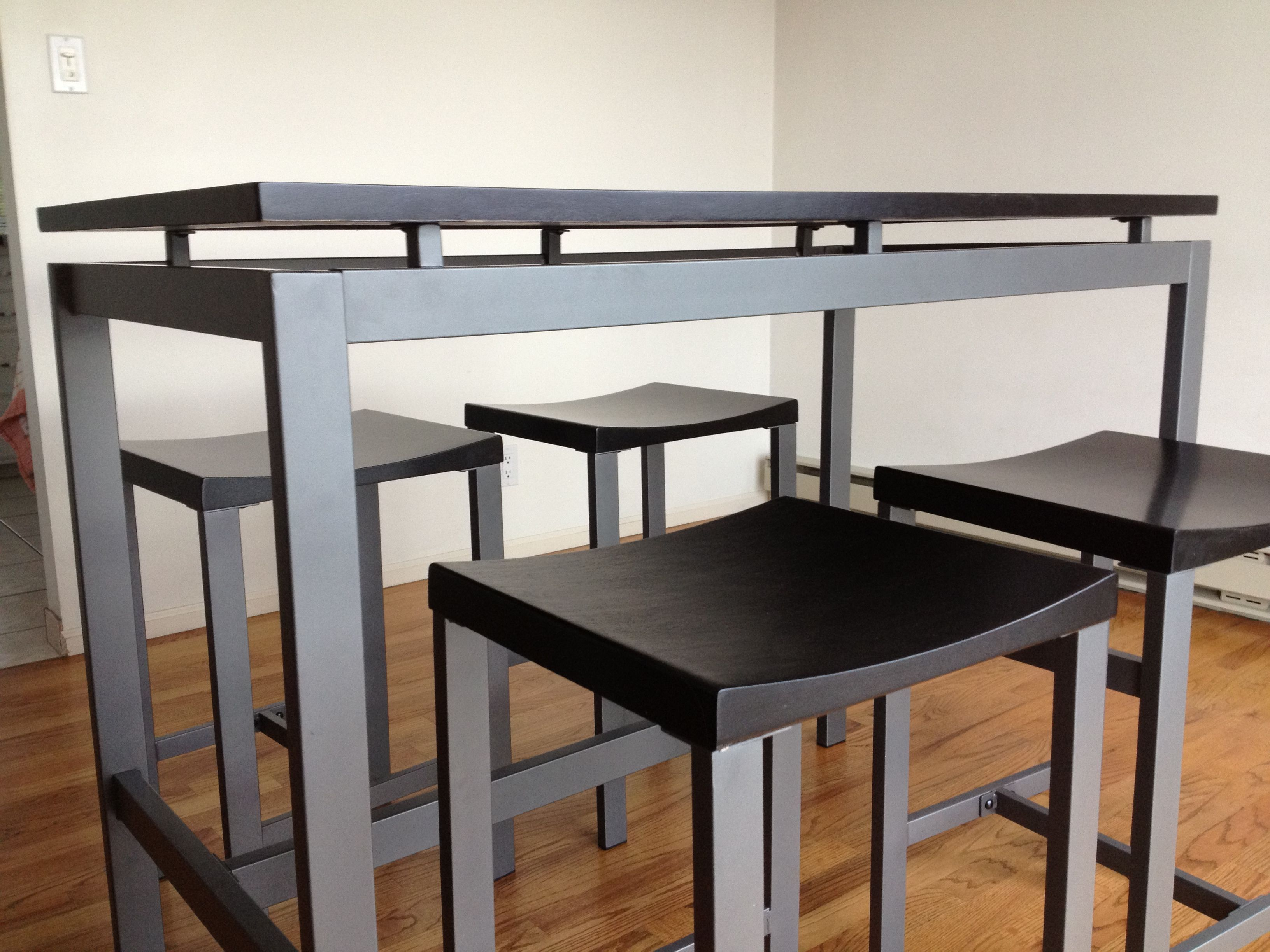 counter height kitchen tables Bar height dining table