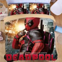 Deadpool Duvet Cover Set | Movie Duvet Cover Set ...