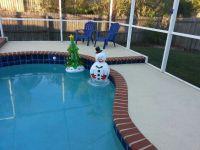Pool Christmas decor | Holidays | Pinterest | Christmas ...