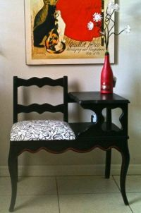 old telephone chair | Fun Furniture | Pinterest ...