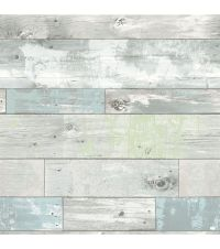 WallPops NuWallpaper Beachwood Peel And Stick Wallpaper ...