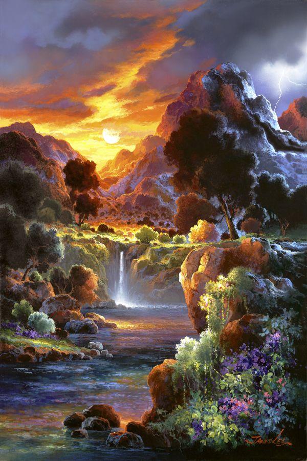 Fall Mountain Scenes Wallpaper Product Categories James Lee Bentley Licensing Group