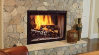 fireplace photos | ... fireplace monarch wood burning ...