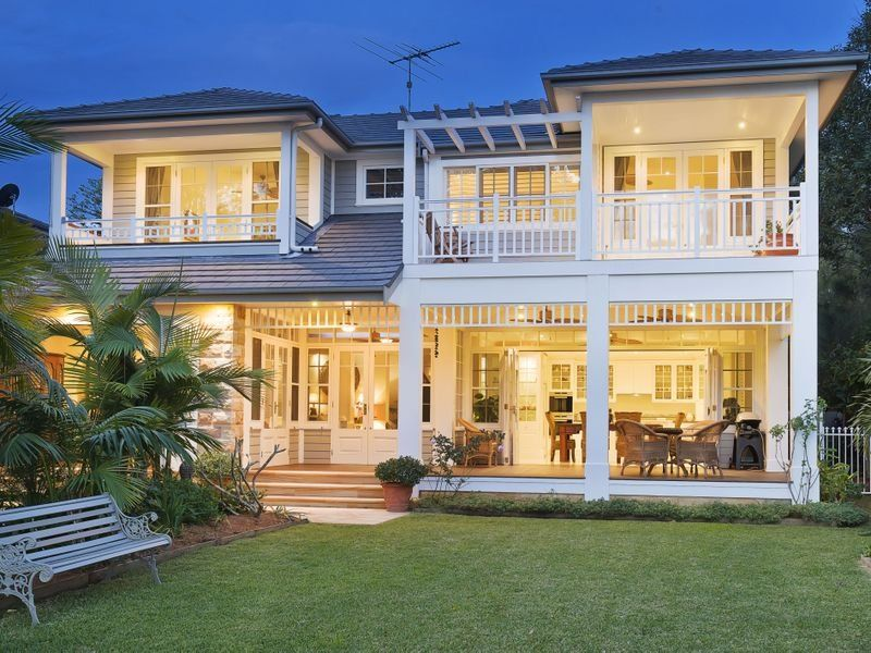 hamptons style homes Hamptons Style Home Plans Luxury House - design homes com
