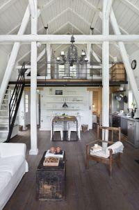 Modern Rustic Parwki/Masuria Home By Jam Kolektyw | Open ...