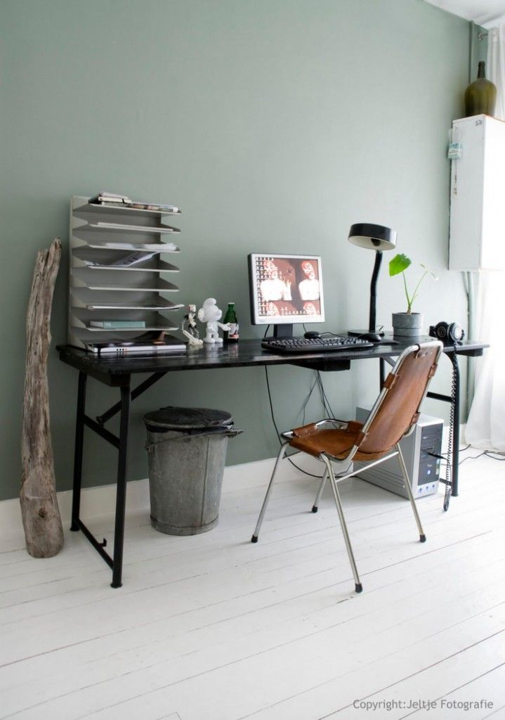 Verf Early Dew Woonkamer Kleur Early Dew Flexa Eucalyptus Levis | Home