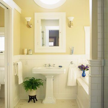 78 Best Images About Wainscoting Bathroom Reno On Pinterest
