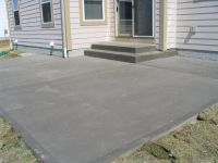 cement patio finishes | Atlantis Concrete and Construction ...