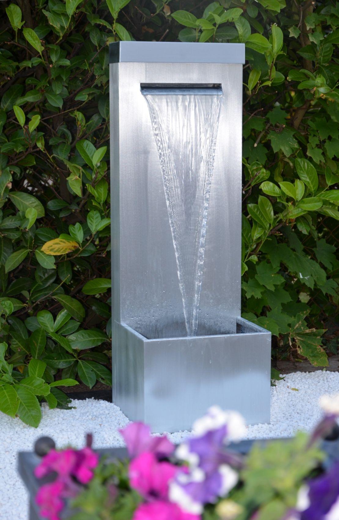 Fontaine Japonaise Exterieur Solaire